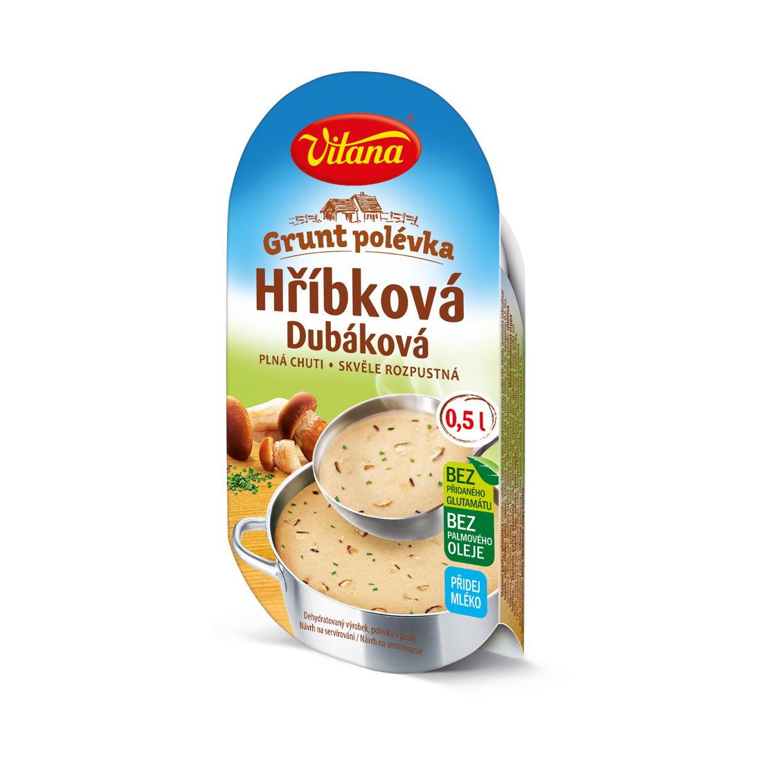 Hříbková 0,5 l