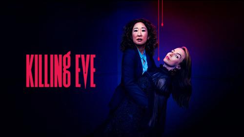 Nieuwe topfictie op Canvas: Killing Eve