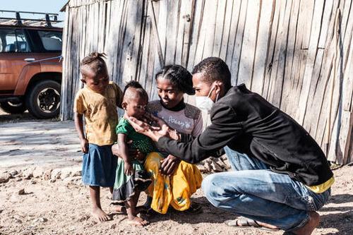 Madagaskar: Artsen Zonder Grenzen breidt reactie uit op ernstige voedselcrisis in het zuiden