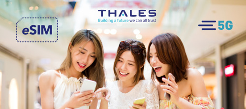 World's first fully virtualized mobile network, from Rakuten Mobile, deploys Thales' trusted connectivity
