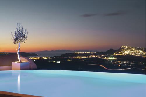 Santorini's Most Exclusive Hideaway