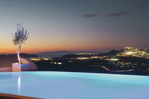 Santorini's Most Exclusive Hideaway