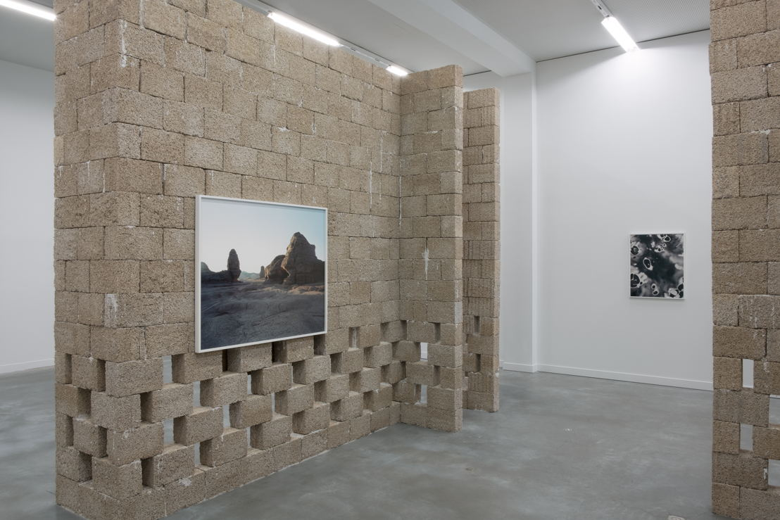 Installation view 'Forward Escape into the Past' © Jim Campers
