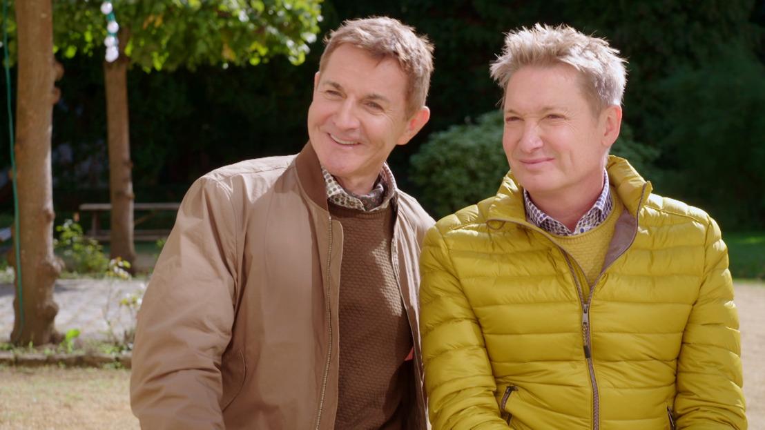 """Luc Appermont en Bart Kaëll doen de harten op hol slaan in Grillmasters: """"Hij zou mijn type kunnen zijn."""""""