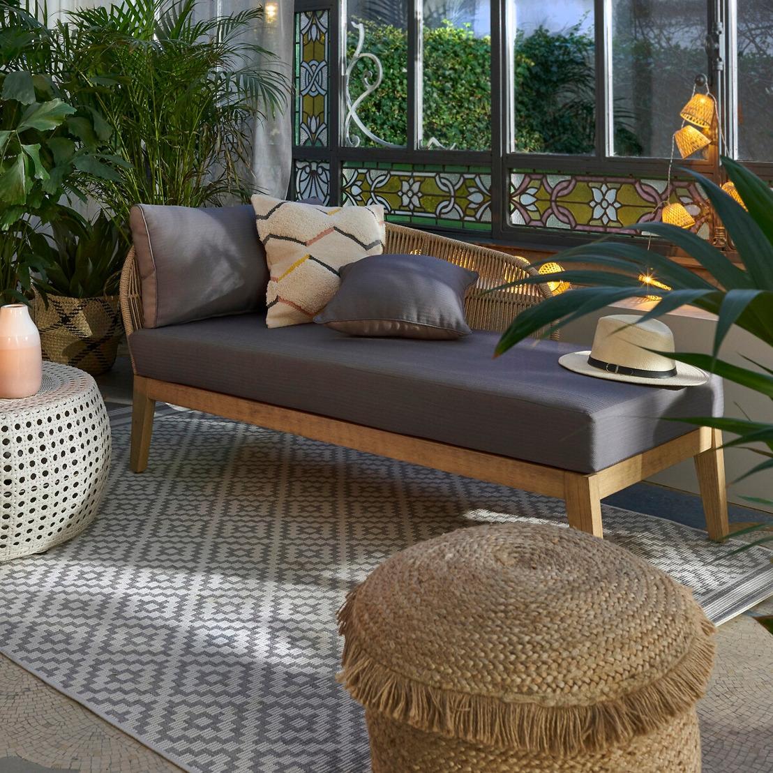 La Redoute garden 2021