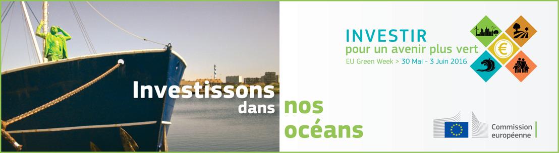 Les projets maritimes soulignent la valeur de l'économie bleue européenne