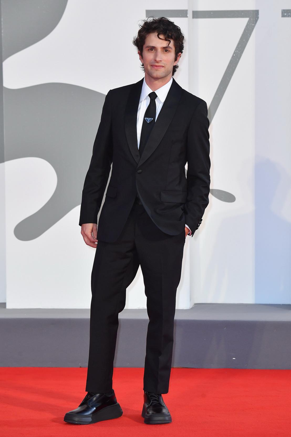 Darío Yazbek y Prada, juntos en la 77va edición del Festival Internacional del Cine de Venecia