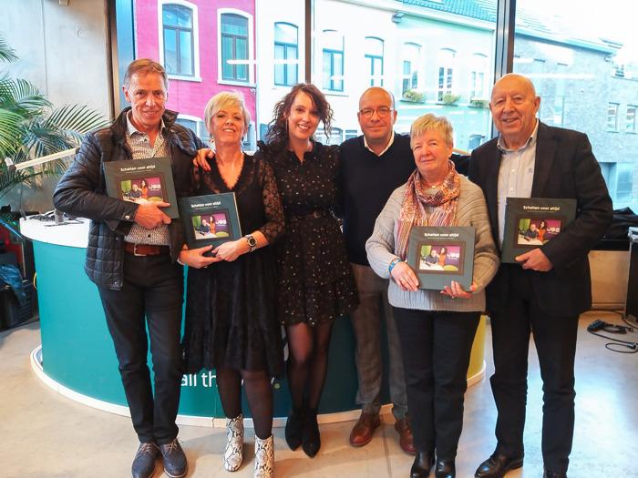Preview: Joe-duo Sven & Anke lanceert 'Schatten voor Altijd-invulboek' voor ouders en hun kinderen
