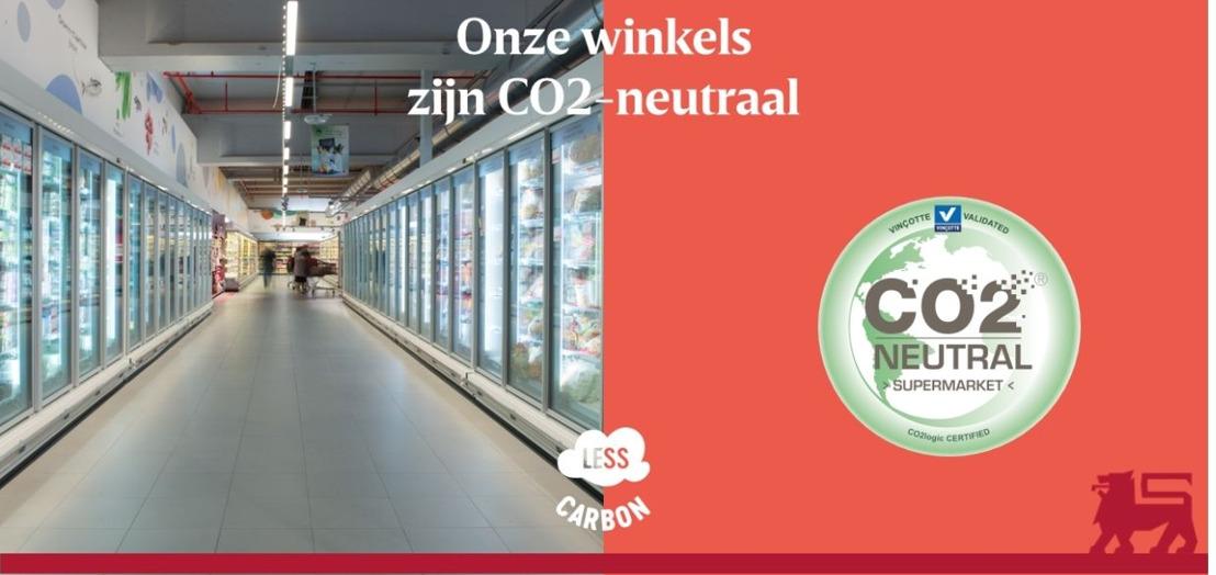 Primeur : alle 763 Delhaize-winkels CO₂-neutraal