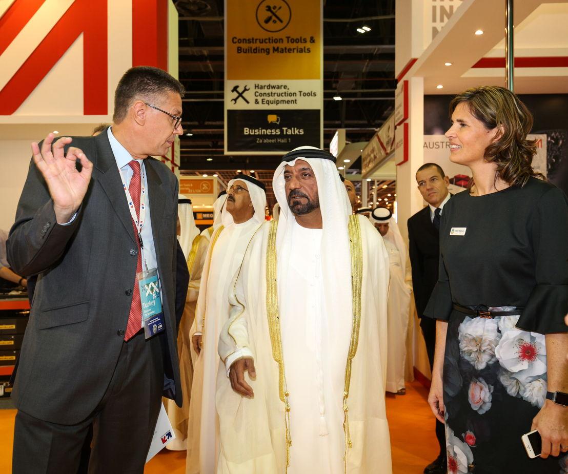 His Highness Sheikh Ahmed Bin Saeed Al Maktoum officially inaugurates The Big 5 2017