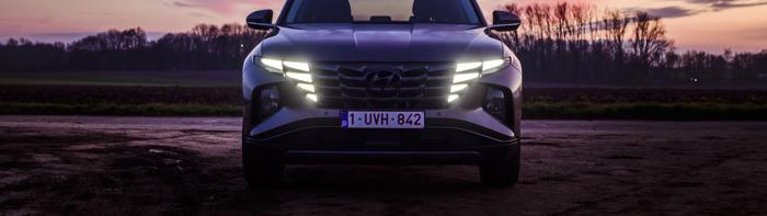 Hyundai présente le New Tucson à l'Autofestival !
