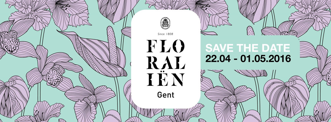 Floraliën Gent 2016