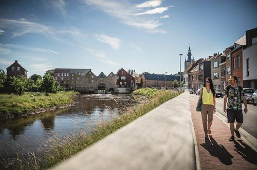 Gezinssport Vlaanderen laat gezinnen gezond bewegen met nieuwe zomerzoektochten in Aarschot