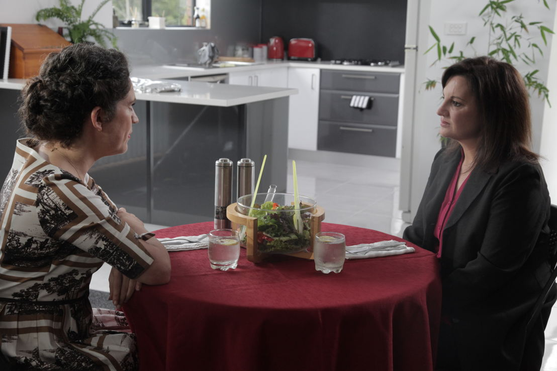 Annabel Crabb dines with colourful crossbench Senator Jacqui Lambie