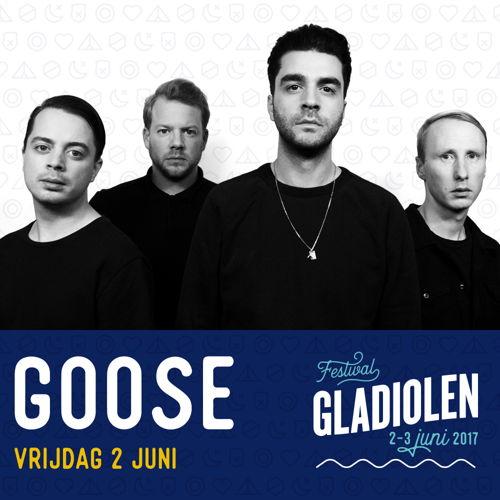 Preview: Gladiolen strikt Goose voor 18e editie festival