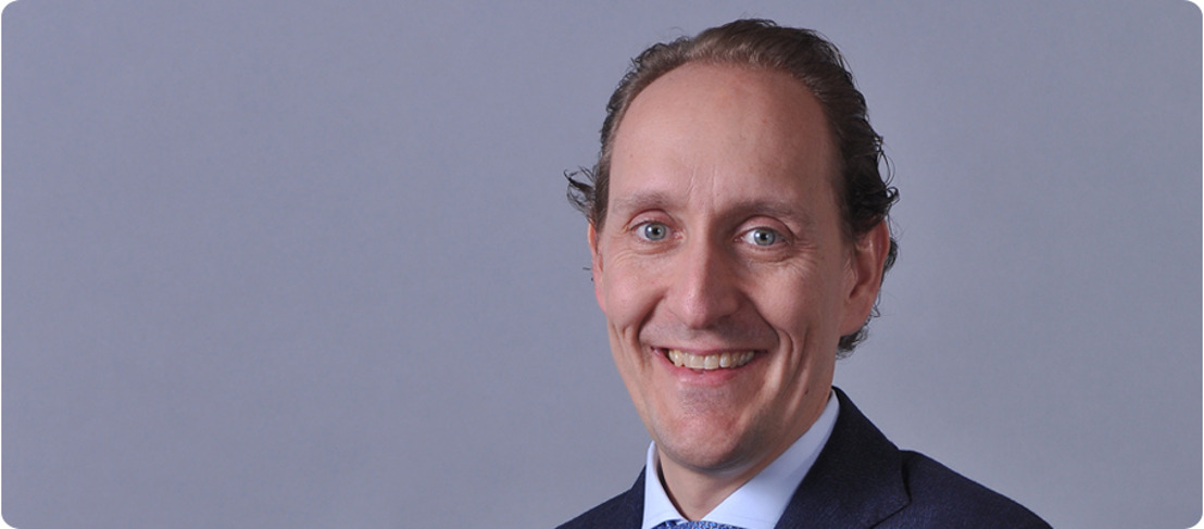 Dieter Vranckx, new Chief Financial Officer and deputy CEO of Brussels Airlines