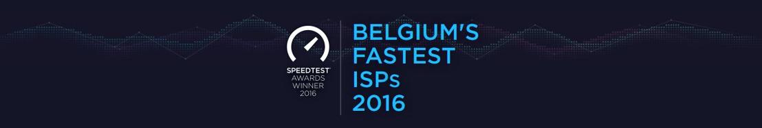 Ookla-testen bevestigen positie van Telenet als snelste internetprovider
