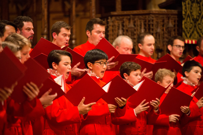 Concerts at Saint Thomas presents a pair of Christmas concerts in December 2017