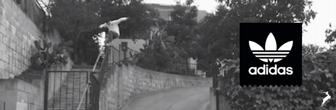 adidas Skateboarding presenta Mid-City Merge
