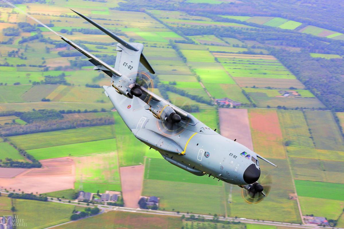 nouveaux avions de transport du ministère de la Défense