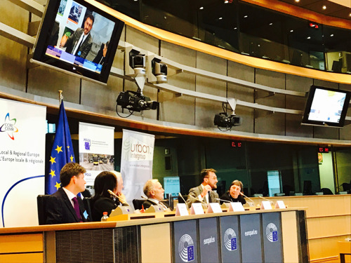 Pascal Smet calls upon the EU to allow cities to invest in their future