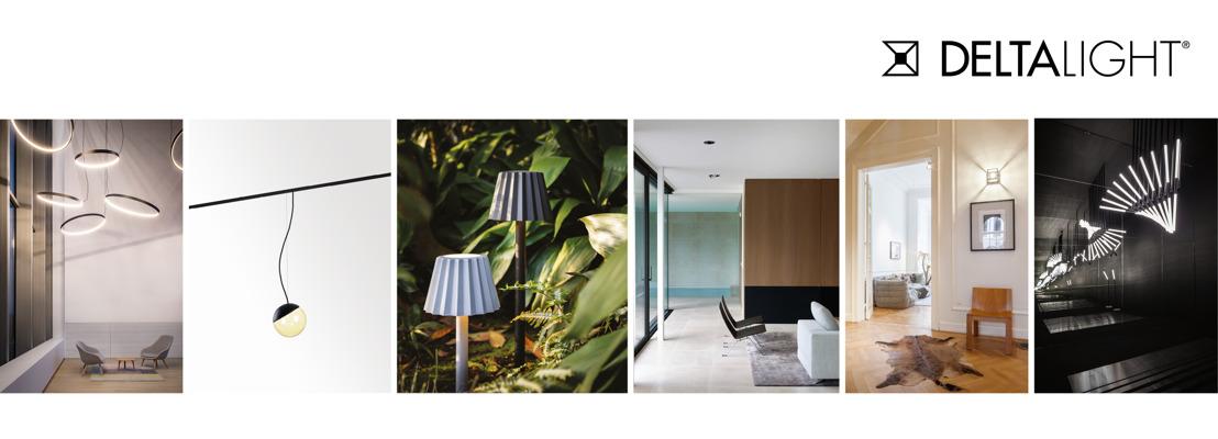 Delta Light® toont passie voor architecturale verlichting