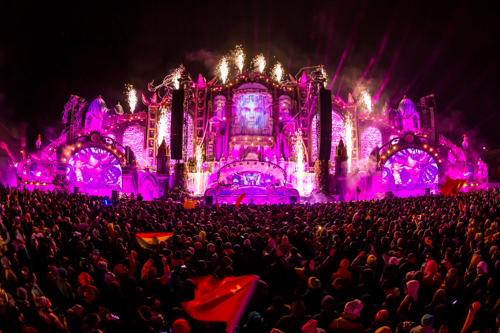 Tomorrowland Winter 2020 - The Book of Wisdom, The Frozen Chapter