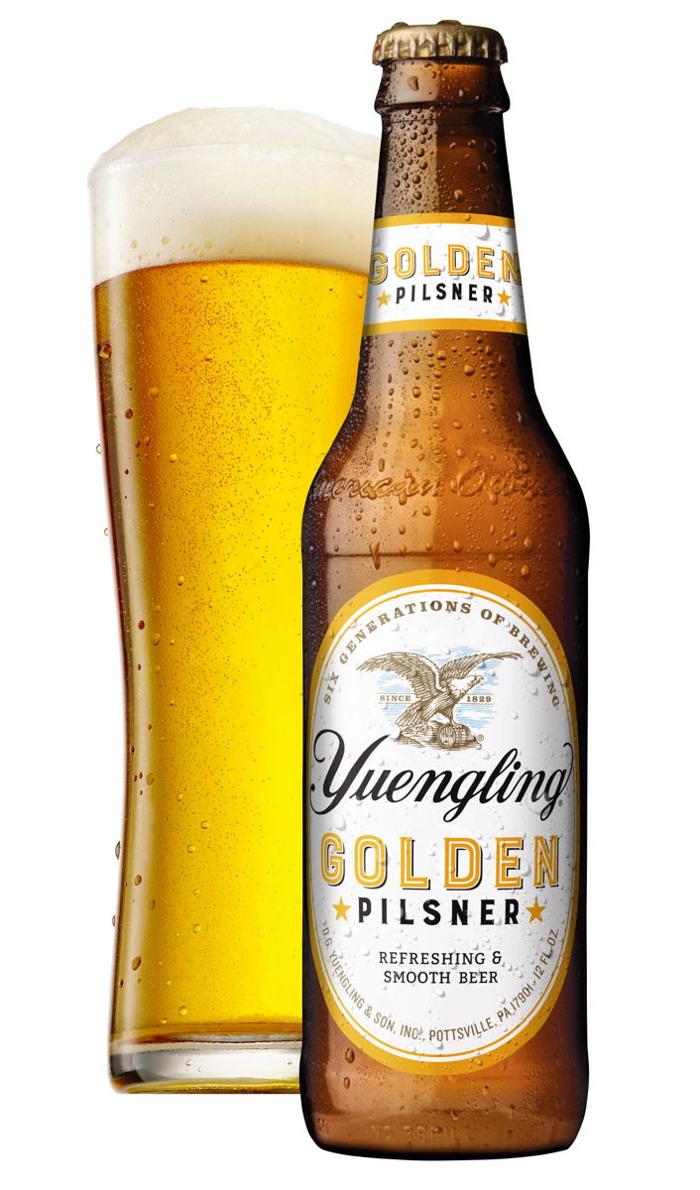 Yuengling Celebrates Release of Golden Pilsner