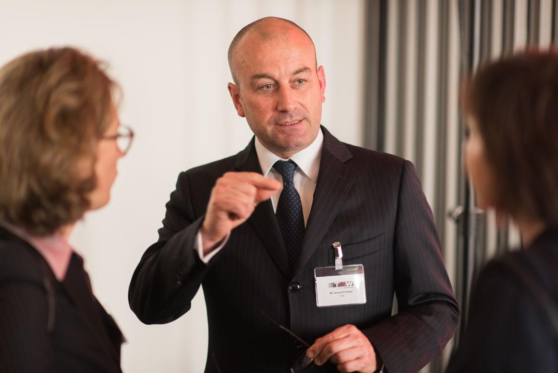 Georg Kirchmayr, President TGW Logistics Group