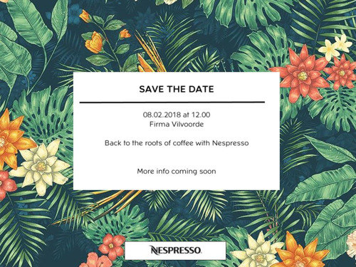 Preview: SAVE THE DATE