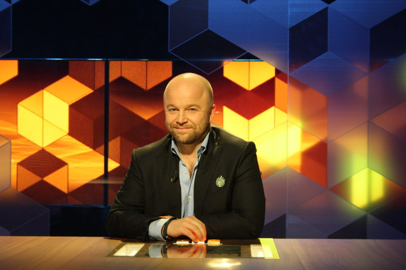Sven De Ridder in Blokken For Life (c) VRT