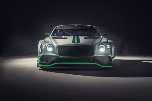 BENTLEY ONTHULT NIEUWE CONTINENTAL GT3-RACEAUTO