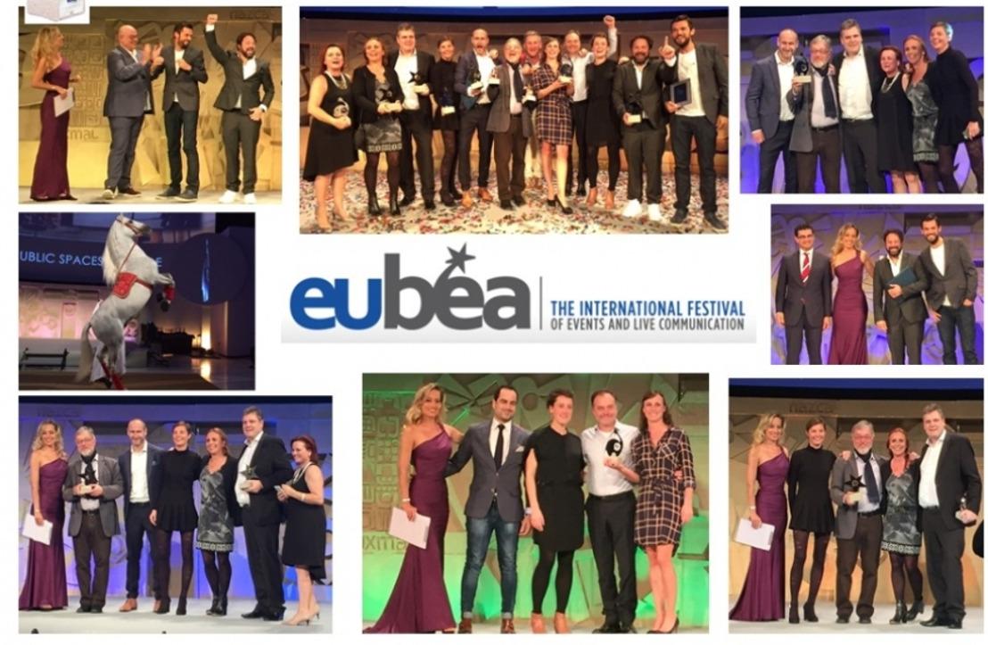 Waterloo 2015 triomfeert op de EuBEA Awards