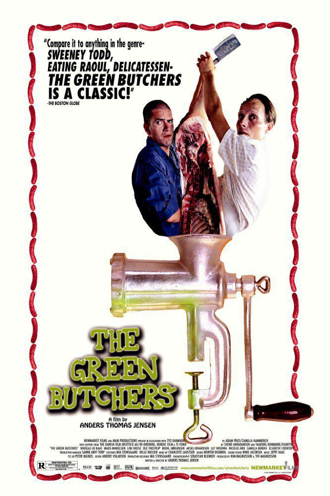 Affiche The Green Butchers