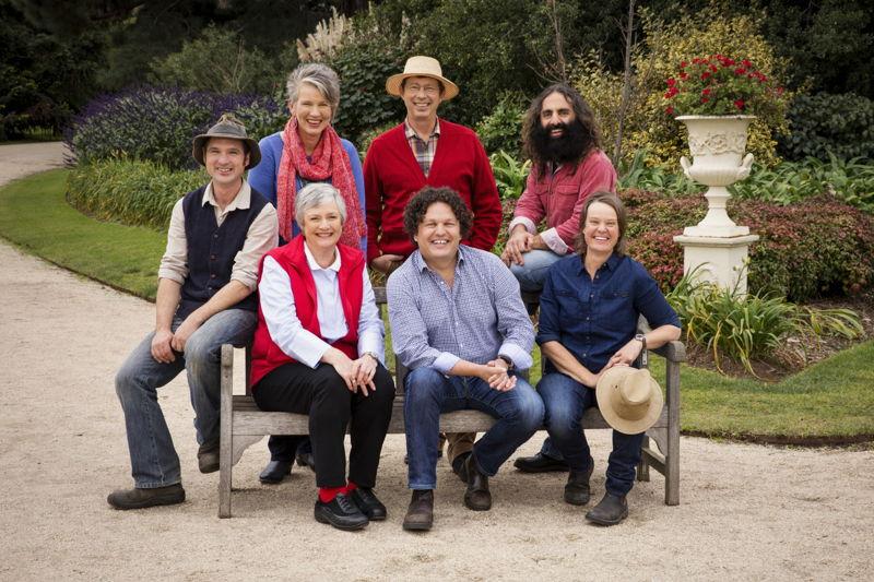 Gardening Australia team