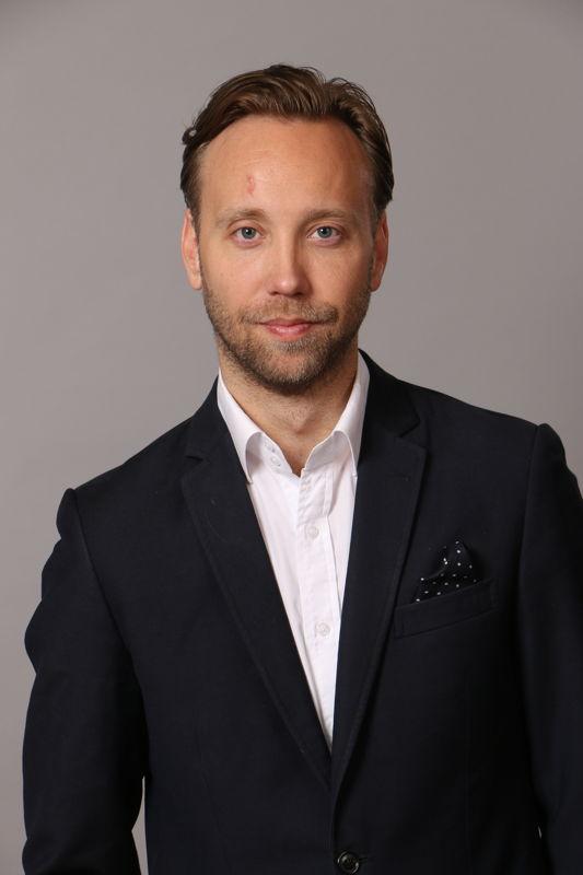 CEO - Johan Ryman