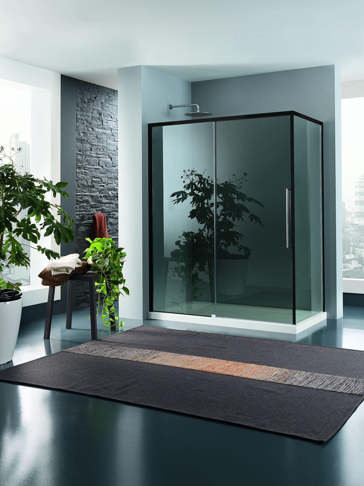 Accessoires Salle De Bain Facq ~ tendance salle de bains la douche se pare de mille feux