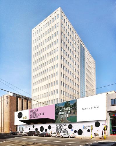 Fosbury & Sons creëert 250 nieuwe werkplekken in Antwerpse WATT-toren