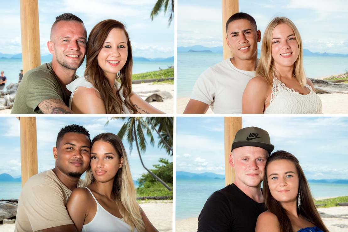 Temptation Island 2018: De koppels...