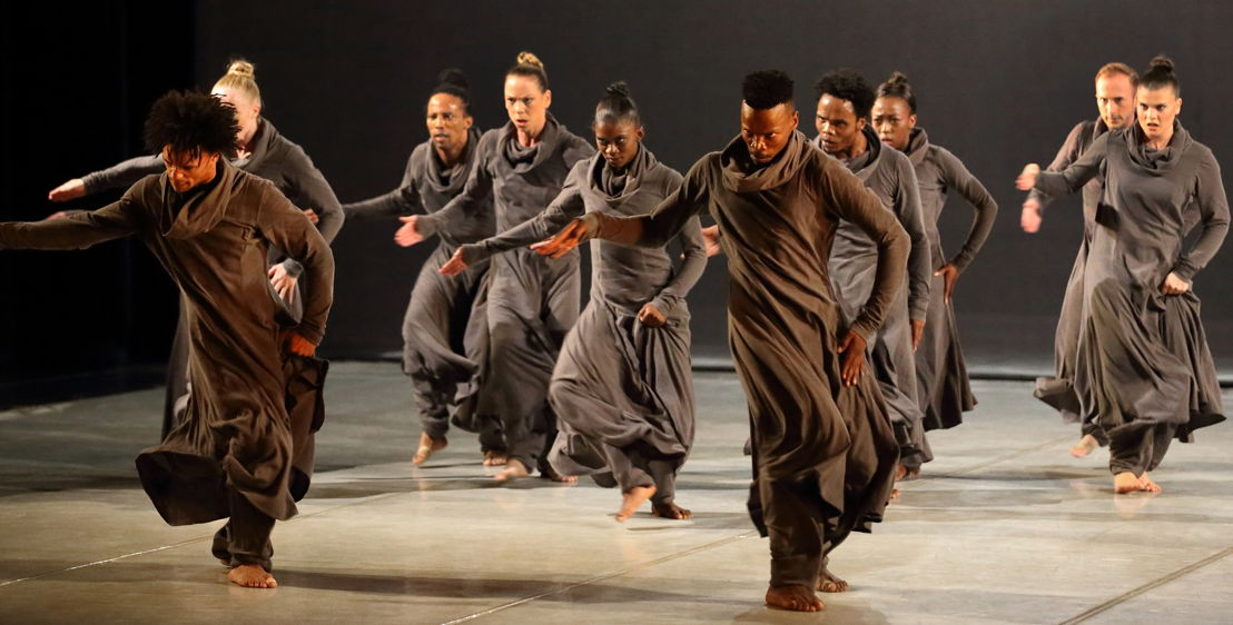 Cape Dance Co's A Thousand Shepherds - pic by Helena Faber - 2