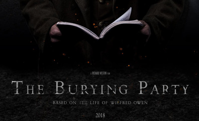 The Burying Party Official press room