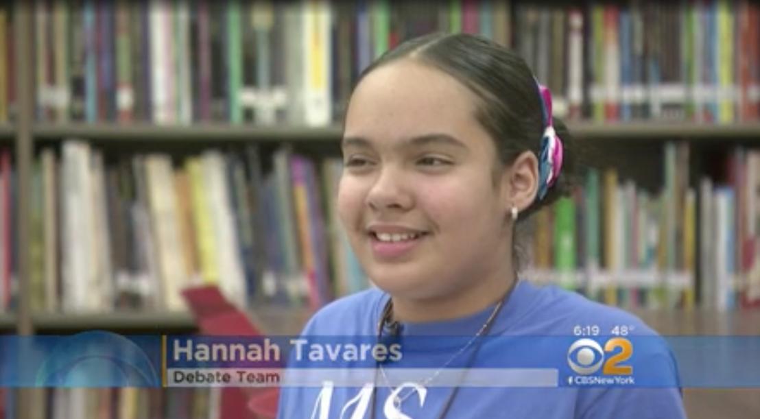 Brooklyn Debate Team Headed To National Championship