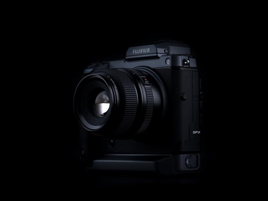 FUJIFILM SORT L'APPAREIL PHOTO GFX100 IR
