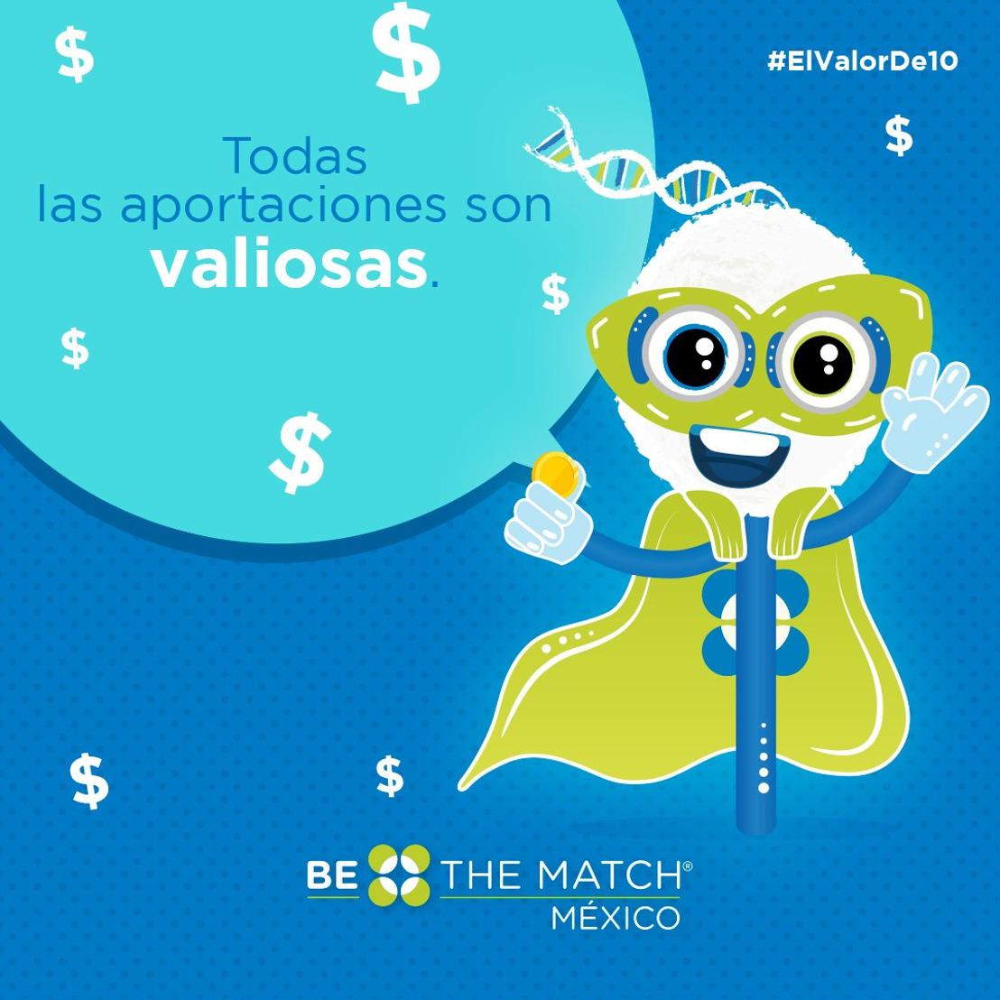 ¿Cómo tus aportaciones a una organización altruista se convierten en una esperanza de vida? El caso de Be The Match México