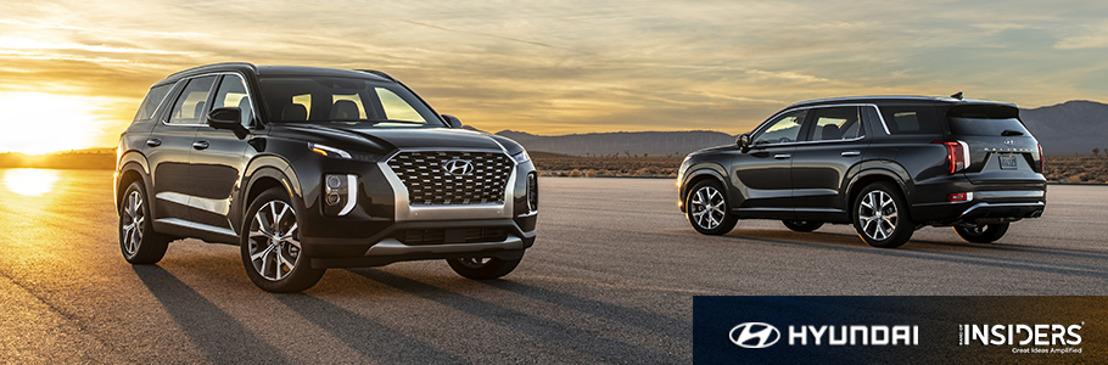 Hyundai Motor presenta la nueva SUV Palisade 2020