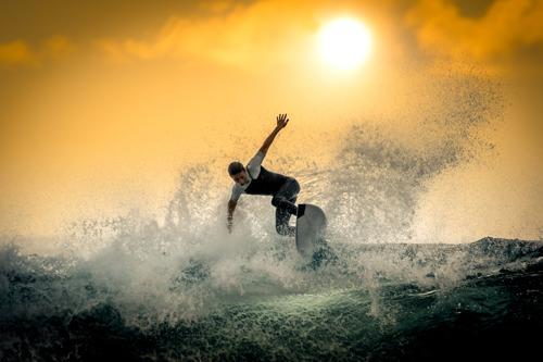 Tenerife is dit najaar opnieuw hoofdrolspeler in internationale surfwedstrijd