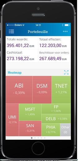 tool for portfolio management