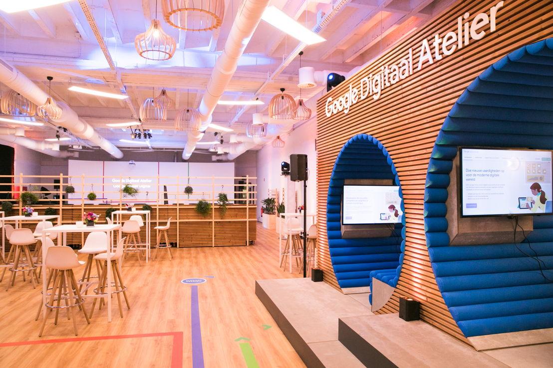 Google Digitaal Atelier