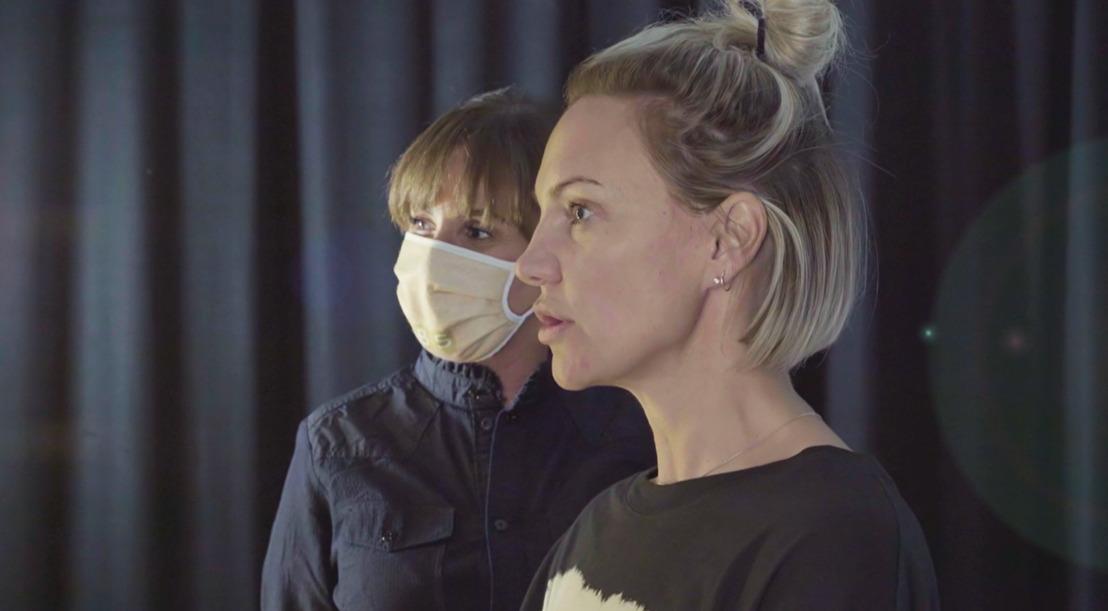 Jani overtuigt Kate Ryan, Astrid Coppens & Leah Thys om volledig Natur'elle te gaan voor Jani.be