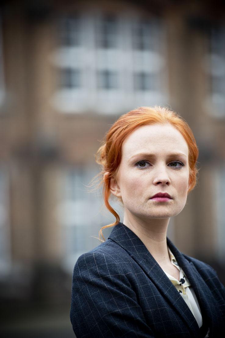 Clara Cleymans / Helena De Ridder (c) VRT